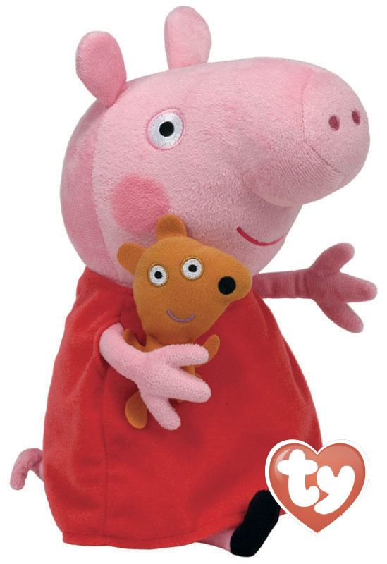 Ty Peppa + Teddy