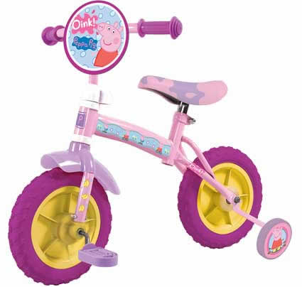 Peppa Pig Training Bike 10