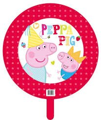 Peppa Pig Palloncino Compleanno