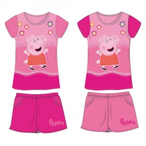 Peppa Pig Completo Estate 6 Anni