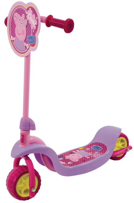 Peppa First Inline Scooters